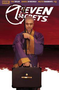 [Seven Secrets #11 (Cover C Mercado Variant) (Product Image)]