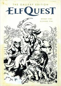 [Elfquest: Original Quest (Hardcover Gallery Edition) (Product Image)]