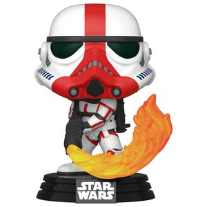 [Star Wars: The Mandalorian: Pop! Vinyl Figure: Incinerator Stormtrooper (Product Image)]