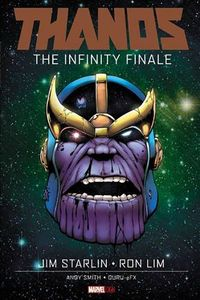 [Thanos: The Infinity Finale (Hardcover) (Product Image)]