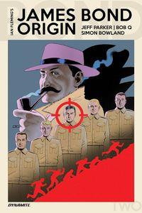 [James Bond: Origin #2 (Cover A Cassaday) (Product Image)]