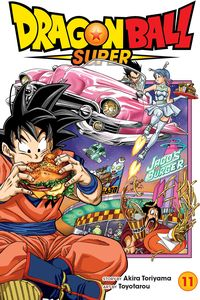 [Dragon Ball Super: Volume 11 (Product Image)]