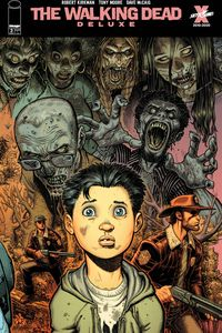 [Walking Dead: Deluxe #3 (Cover D Adams & Mccaig) (Product Image)]