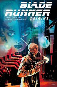 [Blade Runner: Origins #5 (Mirrored Foil Variant) (Product Image)]