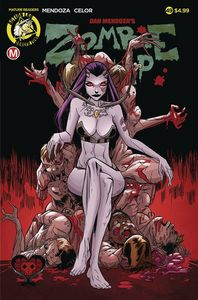 [Zombie Tramp: Ongoing #49 (Cover A Celor) (Product Image)]