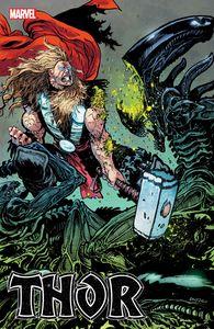 [Thor #11 (Daniel Warren Johnson Marvel Vs Alien Variant) (Product Image)]