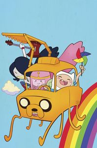 [Adventure Time #67 (Subscriptions Galloway Variant) (Product Image)]