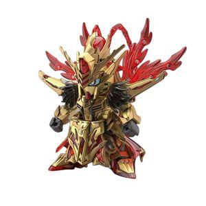 [Gundam SD: Sangoku Soketsuden Action Figure: Zhou Yu Akatsuki (Product Image)]
