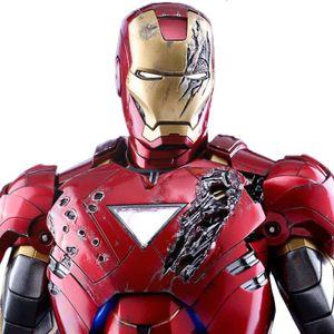 [Marvel: Avengers: Hot Toys Die Cast Series: Iron Man Mark VI (Product Image)]