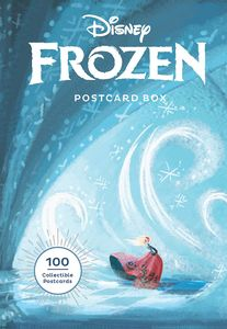 [Disney's Frozen: Postcard Box (Product Image)]