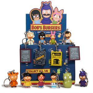 [Kidrobot: Bob's Burgers: Keychain Series (Product Image)]