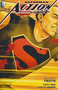 [Superman: Action Comics: Volume 8: Truth (Hardcover) (Product Image)]