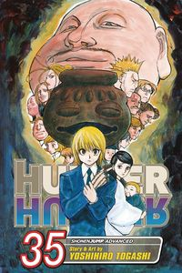 [Hunter X Hunter: Volume 35 (Product Image)]