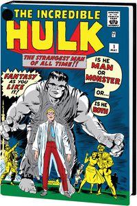 [Incredible Hulk: Omnibus: Volume 1 (Kirby DM Variant New Printing Hardcover) (Product Image)]
