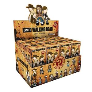 [Walking Dead: Series 2 Mystery Mini Figures (Product Image)]
