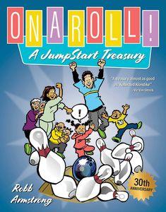 [On A Roll!: A JumpStart Treasury (Product Image)]