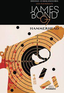 [James Bond: Hammerhead #4 (Product Image)]