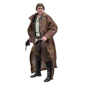 [Star Wars: Return Of The Jedi: Black Series Action Figure: Han Solo (Endor) (Product Image)]