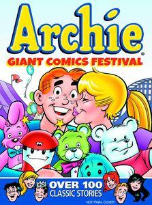 [Archie: Giant Comics Festival (Product Image)]
