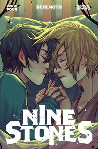 [Nine Stones #4 (Cover A Spano) (Product Image)]