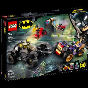 [LEGO: DC Batman: Joker's Trike Chase (Product Image)]