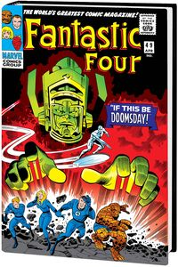 [Fantastic Four: Omnibus: Volume 2 (Kirby Cover New Printing Hardcover) (Product Image)]