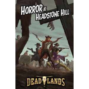 [Deadlands: The Weird West: Horror At Headstone Hill (Boxed Set) (Product Image)]