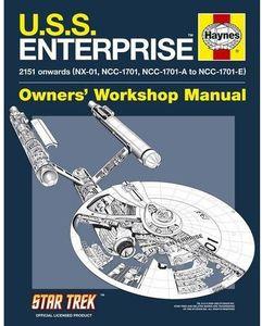 [Haynes Manual: U.S.S. Enterprise (Hardcover) (Product Image)]