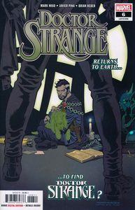 [Doctor Strange #6 (Product Image)]