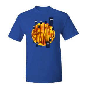 [Doctor Who: T-Shirt: Gallifrey Stands (Product Image)]