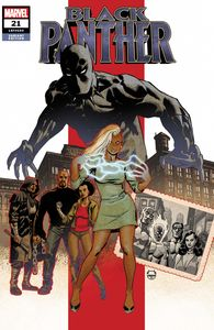 [Black Panther #21 (Johnson Variant) (Product Image)]