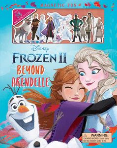 [Disney: Frozen 2: Beyond Arendelle (Hardcover) (Product Image)]