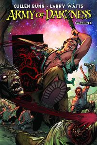 [Army Of Darkness: Volume 4 #3 (Cover B Chen Variant) (Product Image)]