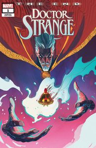 [Doctor Strange: The End #1 (Andrade Variant) (Product Image)]