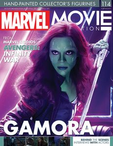 [Marvel Movie Collection #114: Gamora (Product Image)]