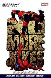 [Spider-Man/Deadpool: Volume 4: No Laughing Matter (Product Image)]