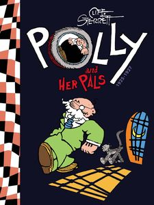 [Polly & Her Pals: Complete Sunday Comics: Volume 1 1925-1927 (Product Image)]
