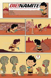 [Die!Namite #5 (Peanuts Homage Variant) (Product Image)]