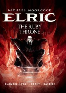 [Elric: Volume 1: The Ruby Throne (Hardcover) (Product Image)]