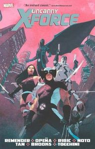 [Uncanny X-Force: By Remender: Omnibus (New Printing Hardcover) (Product Image)]