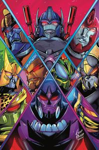 [Transformers: Beast Wars #1 (Dan Schoening Variant) (Product Image)]