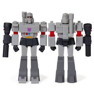 [Transformers: ReAction Action Figure: Megatron (Product Image)]