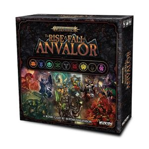 [Warhammer: Age Of Sigmar: The Rise & Fall Of Anvalor (Product Image)]