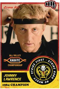 [Cobra Kai/Karate Kid Saga Continues #1 (Cover B Photo) (Product Image)]