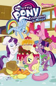 [My Little Pony: Omnibus: Volume 6 (Product Image)]