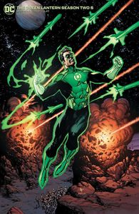 [Green Lantern: Season 2 #5 (Card Stock Gary Frank Variant) (Product Image)]