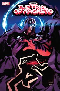 [X-Men: Trial Of Magneto #1 (Product Image)]