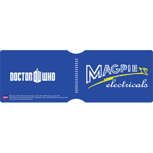 [Doctor Who: Travel Pass Holder: Magpie Electricals (Product Image)]