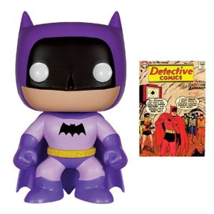 [DC Comics: Pop! Vinyl Figure: Purple Rainbow Batman (Product Image)]