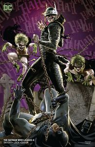 [Batman Who Laughs #4 (Variant Edition) (Product Image)]